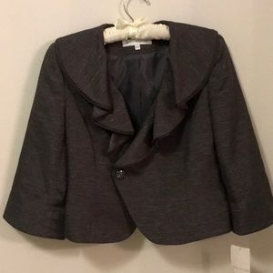 """Nipon boutique """"Water Lilly"""" jacket. NWT size 6"""